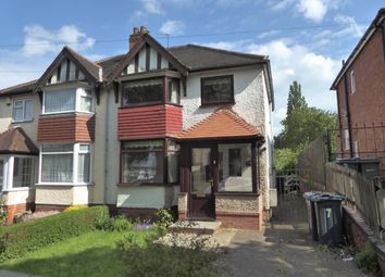Thumbnail 3 bed semi-detached house for sale in Lilley Lane, West Heath, Birmingham