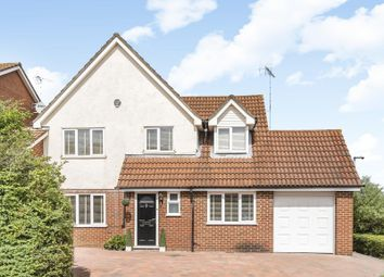 Thumbnail 4 bed detached house for sale in Notton Way, Lower Earley, Reading