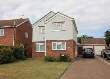 Thumbnail 4 bed detached house for sale in Sherwood Drive, Great Clacton, Clacton On Sea