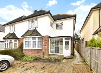 Thumbnail 3 bed semi-detached house for sale in Oakington Avenue, Harrow, Middlesex