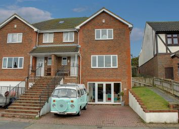 Thumbnail 4 bedroom semi-detached house for sale in Beresford Road, Newhaven