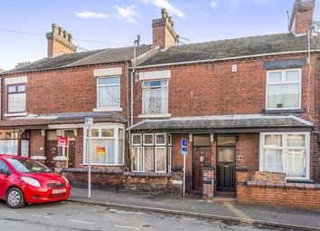 Thumbnail 3 bed terraced house for sale in Harcourt Street, Hanley, Stoke-On-Trent