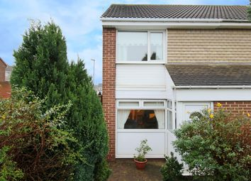 Thumbnail 2 bed semi-detached house for sale in Stockley Avenue, Wear View, Sunderland