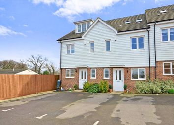Thumbnail 4 bed town house for sale in Blackdown Close, Southgate, Crawley, West Sussex