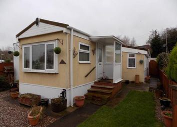 Thumbnail 2 bed bungalow for sale in Caldwell Caravan Site, Bradestone Road, Nuneaton, Warwickshire
