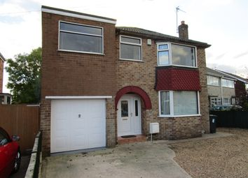 Thumbnail 3 bed detached house for sale in Menson Drive, Hatfield, Doncaster
