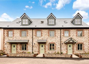 Thumbnail 3 bed end terrace house for sale in St Andrews Field, Chardstock, Axminster, Devon