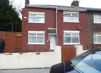 Thumbnail 4 bed terraced house for sale in Moss Lane, Litherland, Liverpool