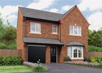 "Thumbnail 4 bedroom detached house for sale in ""Glenmuir"" at Rykneld Road, Littleover, Derby"