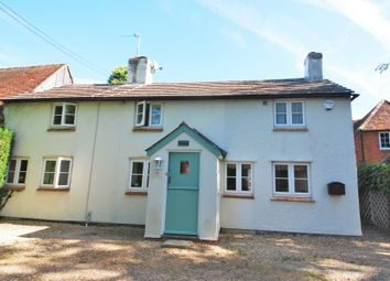 Thumbnail 3 bed cottage to rent in Church Lane, Lewknor, Watlington