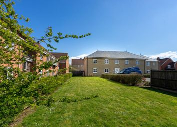 Thumbnail 2 bed flat for sale in Ryefield Road, Mulbarton, Norwich