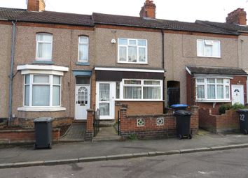 Thumbnail 3 bed terraced house for sale in Winfield Street, Rugby