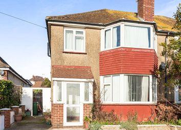 Thumbnail 4 bedroom semi-detached house for sale in De La Warr Road, Bexhill-On-Sea