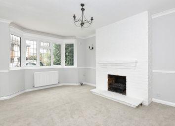 Thumbnail 3 bed semi-detached house to rent in Avondale Close, Burwood Park, Hersham, Walton-On-Thames