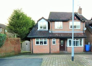 Thumbnail 4 bed detached house for sale in Elmbrook Close, Longton, Stoke-On-Trent