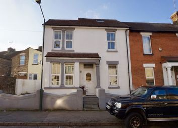 Thumbnail 4 bed end terrace house for sale in Barnsole Road, Gillingham