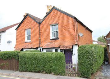 Thumbnail 2 bedroom semi-detached house to rent in Badshot Lea, Farnham, Surrey