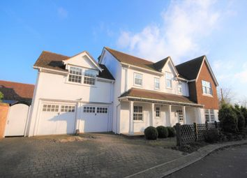 Thumbnail 6 bed detached house for sale in Petworth Close, Great Notley, Braintree