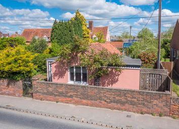 Thumbnail 1 bed semi-detached bungalow for sale in Newton, Sudbury, Suffolk