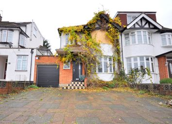 Thumbnail 4 bed semi-detached house for sale in Tenterden Drive, London