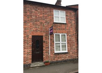 Thumbnail 2 bed cottage for sale in Bank Street, Lutterworth