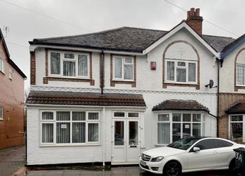 5 bed semi-detached house for sale in The Avenue, Acocks Green, Birmingham, West Midlands B27