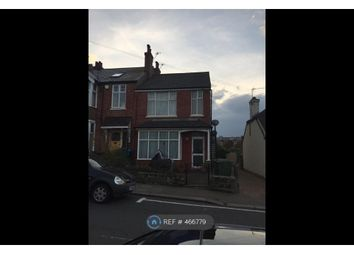 Thumbnail 2 bed maisonette to rent in Downs Road, Hastings