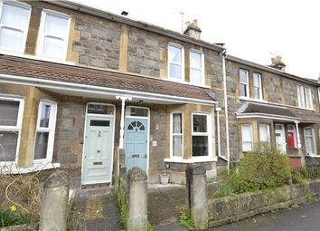 Thumbnail 4 bed terraced house for sale in St. Johns Road, Lower Weston, Bath, Somerset