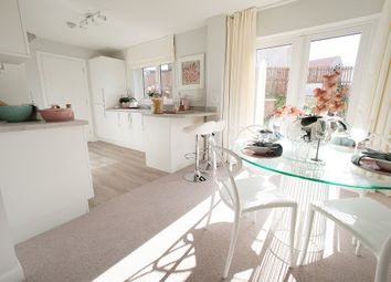 Thumbnail 3 bed detached house for sale in Annan Grove, Kilmarnock, Ayrshire East