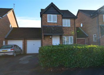 Thumbnail 3 bed detached house for sale in Ransome Close, Shaw, Swindon, Wiltshire
