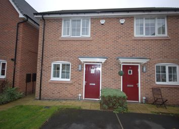 Thumbnail 2 bed semi-detached house for sale in Victory Way, Heywood, Rochdale