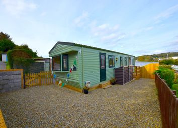 Thumbnail 3 bed mobile/park home for sale in Penparcau Road, Aberystwyth