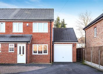 Thumbnail 3 bed semi-detached house for sale in Corwell Lane, Uxbridge, Middlesex