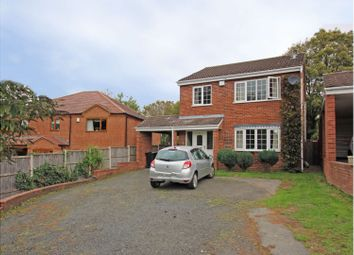 Thumbnail 4 bed detached house for sale in Goodwood Avenue, Bridgnorth