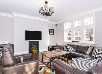 Thumbnail 4 bedroom flat for sale in Marlborough Mansions, Cannon Hill, West Hampstead