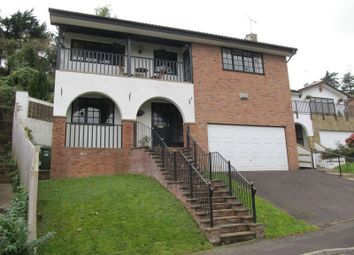 Thumbnail 5 bed detached house for sale in The Glen, Weston-Super-Mare