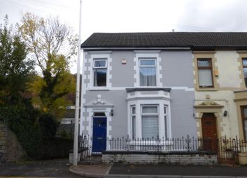 Thumbnail 3 bed terraced house to rent in Aberrhondda Road, Porth