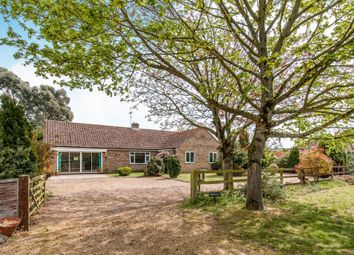 Thumbnail 3 bed detached bungalow for sale in Crown Road, Mundford, Thetford