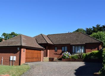 Thumbnail 3 bed detached bungalow for sale in Moorlands Road, Budleigh Salterton