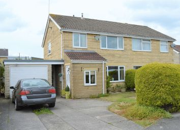 Thumbnail 3 bed semi-detached house for sale in Kingsley Road, Westfield, Radstock