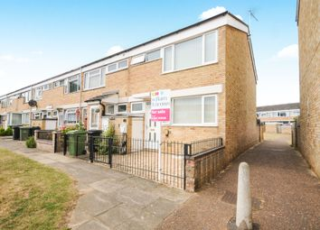 Thumbnail 3 bed end terrace house for sale in Ely Way, Thetford
