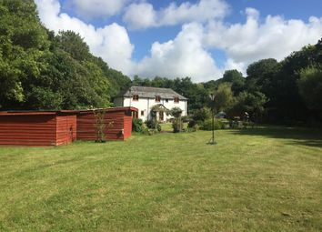 Thumbnail 4 bed detached house for sale in Trevellance Lane, Perranporth