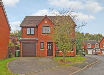 Thumbnail 5 bed detached house for sale in Foxholes Lane, Callow Hill, Redditch