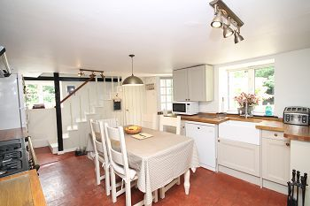 Thumbnail 4 bed detached house to rent in Crockerton, Warminster