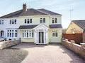 Thumbnail 1 bed semi-detached house to rent in Henwood Road, Wolverhampton