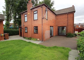 Thumbnail 4 bed detached house for sale in Penny Lane, Haydock, St. Helens