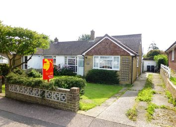 Thumbnail 3 bed semi-detached bungalow for sale in Alison Crescent, Whitfield, Dover, Kent