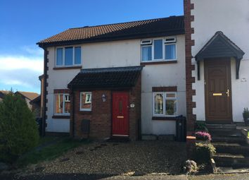 Thumbnail 1 bed terraced house to rent in Buttercup Close, Seaton