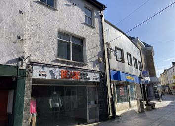 Thumbnail Retail premises for sale in 44, Fore Street, St. Austell, Cornwall