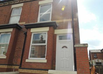 Thumbnail 2 bed end terrace house to rent in Edna Street, Hyde